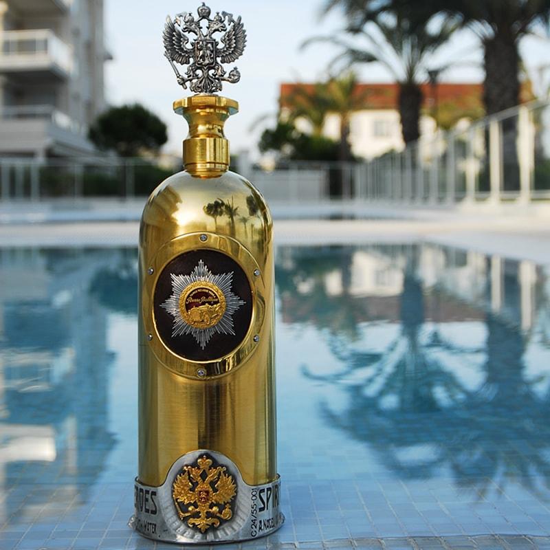 10 most expensive vodkas in the world vodkaspot. Black Bedroom Furniture Sets. Home Design Ideas